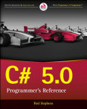 C  5 0 Programmer s Reference