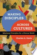 Making Disciples Across Cultures