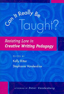 Can it Really be Taught  Book PDF