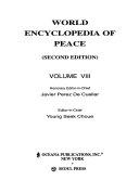 World Encyclopedia Of Peace