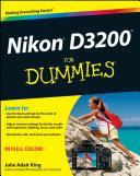 Pdf Nikon D3200 For Dummies Telecharger