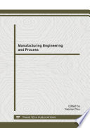 Manufacturing Engineering and Process Book