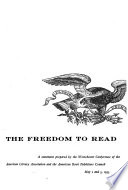 The Freedom to Read