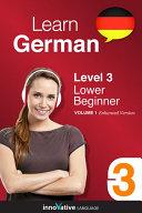 Learn German - Level 3: Lower Beginner