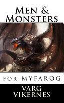 Men   Monsters