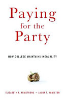 Paying for the Party