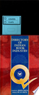 Directory of Indian Book Industry