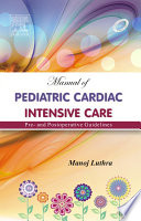 Manual of Pediatric Intensive Care   E Book