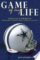 Game of My Life: Dallas Cowboys
