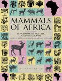 Pdf Mammals of Africa: Volume VI Telecharger