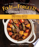 Fix It And Forget It Cooking For Two PDF
