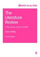 The Literature Review Pdf/ePub eBook