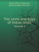 The nests and eggs of Indian birds Pdf/ePub eBook