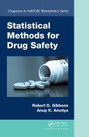 Statistical Methods for Drug Safety