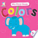 Opredo My First Book  Colors