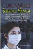 Coronavirus Survival Manual