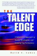 The Talent Edge [Pdf/ePub] eBook