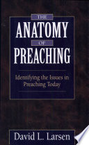 The Anatomy of Preaching Book