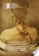 Syphilis In Victorian Literature And Culture