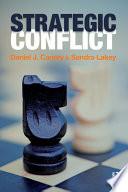 Strategic Conflict Book PDF