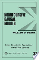 Nonrecursive Causal Models