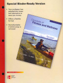 Looseleaf for Concepts of Fitness and Wellness