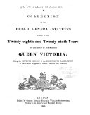 A collection of the public general statutes passed in the ...