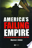 America's Failing Empire
