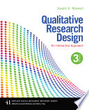Qualitative Research Design  An Interactive Approach