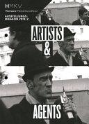 Artists   Agents   Performancekunst und Geheimdienste