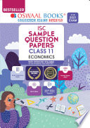 Oswaal ISC Sample Question Paper Class 11 Economics Book  For 2021 Exam  Book