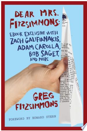 Download Dear Mrs. Fitzsimmons Enhanced E-Book Free PDF Books - Free PDF