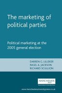 The Marketing of Political Parties