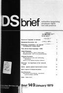 IDS Brief Book