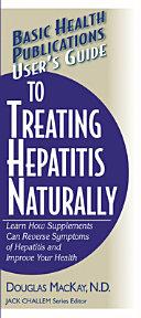 User's Guide to Treating Hepatitis Naturally [Pdf/ePub] eBook