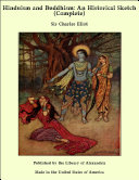 Pdf Hinduism and Buddhism: An Historical Sketch (Complete) Telecharger