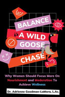 Balance Is a Wild Goose Chase