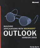 Building Applications with Microsoft Outlook Version 2002