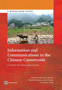 Information and Communications in the Chinese Countryside [Pdf/ePub] eBook