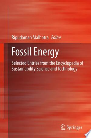 Free Download Fossil Energy PDF - Writers Club