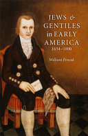 Jews Gentiles In Early America