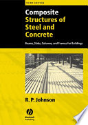 Composite Structures of Steel and Concrete Book