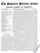 Boston Journal of Chemistry and Pharmacy