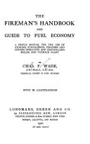 The Fireman's Handbook and Guide to Fuel Economy