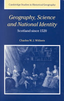 Geography  Science and National Identity
