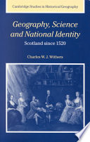 Geography, Science and National Identity