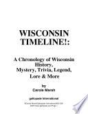 Wisconsin Timeline