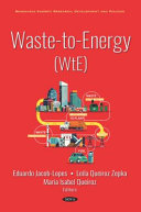 Waste To Energy  WtE