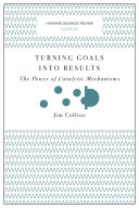 Turning Goals into Results (Harvard Business Review Classics) Pdf/ePub eBook
