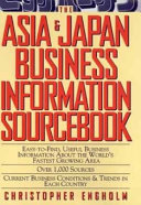The Asia Japan Business Information Sourcebook